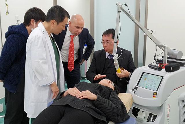 林政賢醫師,演講,教學,高雄皮膚科推薦,高雄醫美推薦