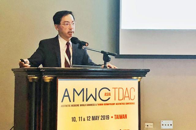 林政賢醫師,高雄皮膚科診所推薦,amwc