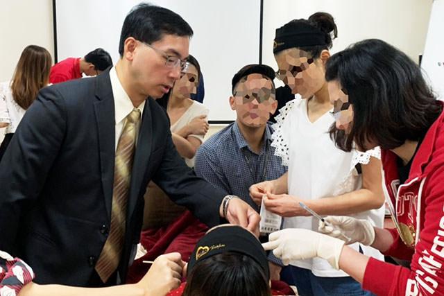 林政賢醫師,高雄林政賢皮膚科診所,舒顏萃,sculptra