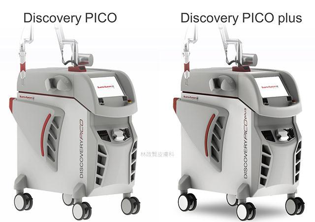 探索皮秒雷射旗艦版,升級版,discovery pico plus,refix, trifix, 超級透鏡